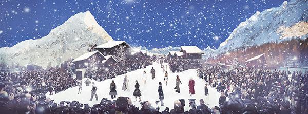 alt Chanel Snow Fall/Winter 2019-2020, Le Grand Palais, Paris