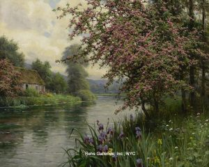 Louis Aston Knight - Summer Along the River