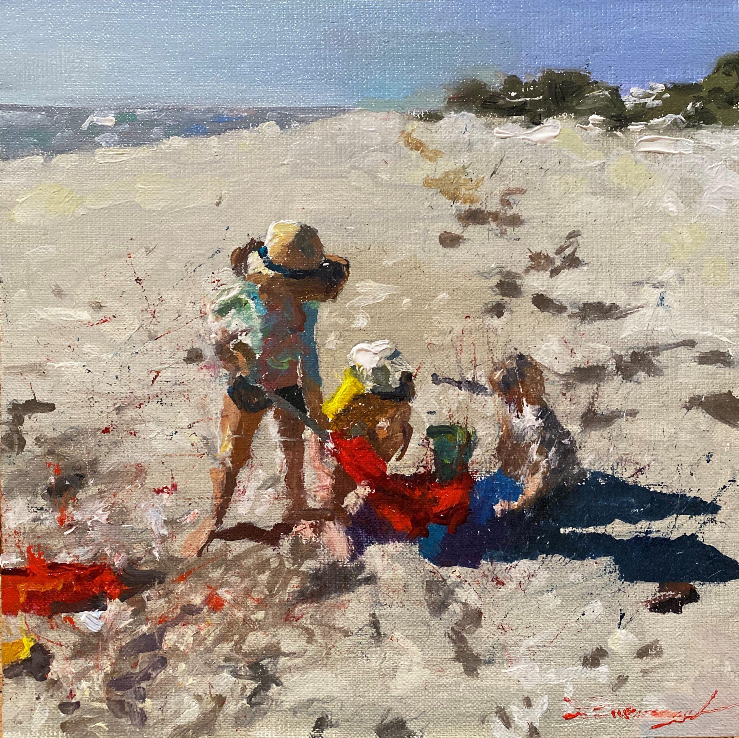 alt Children at the Beach #6