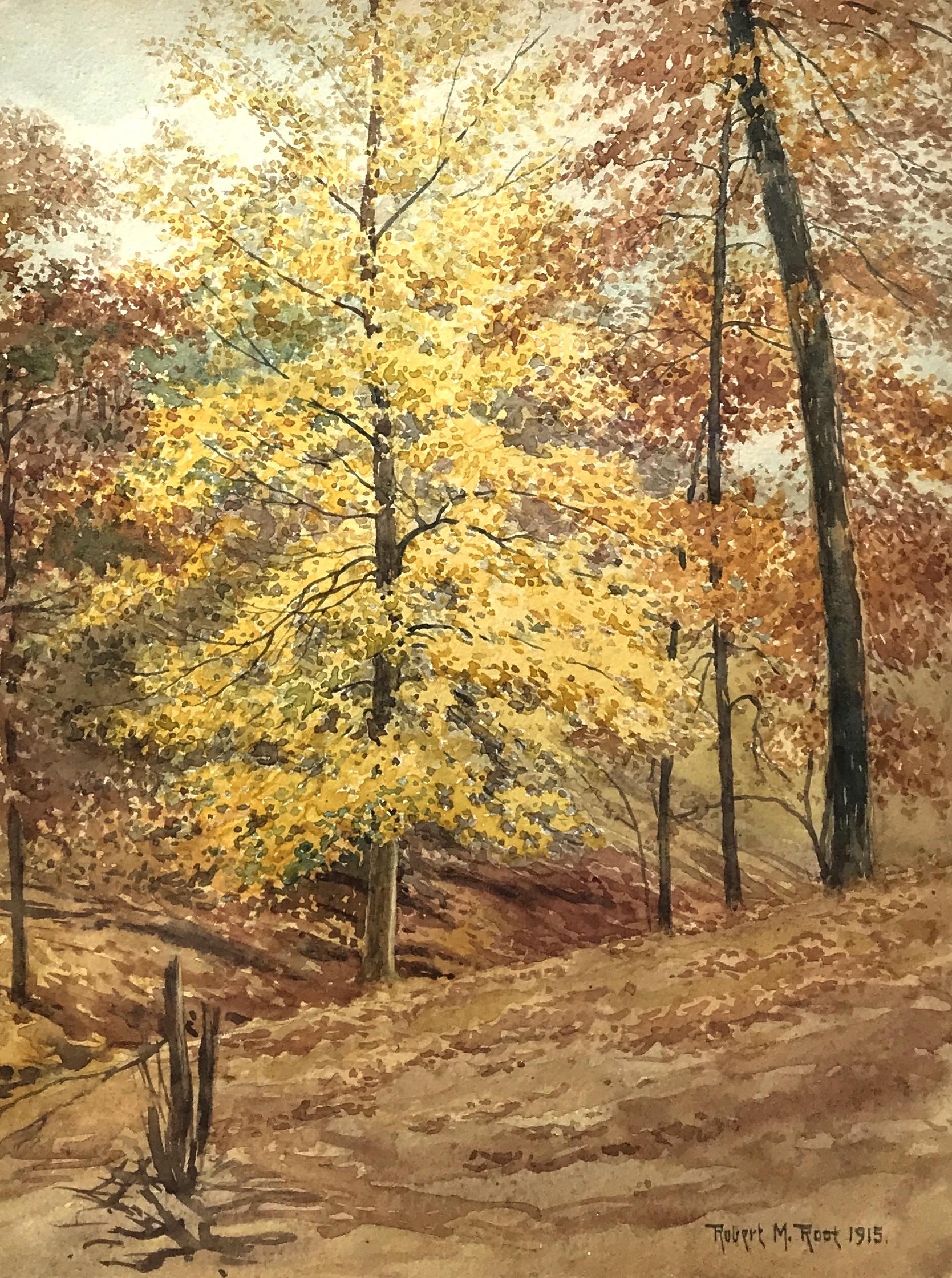alt Autumn Trees