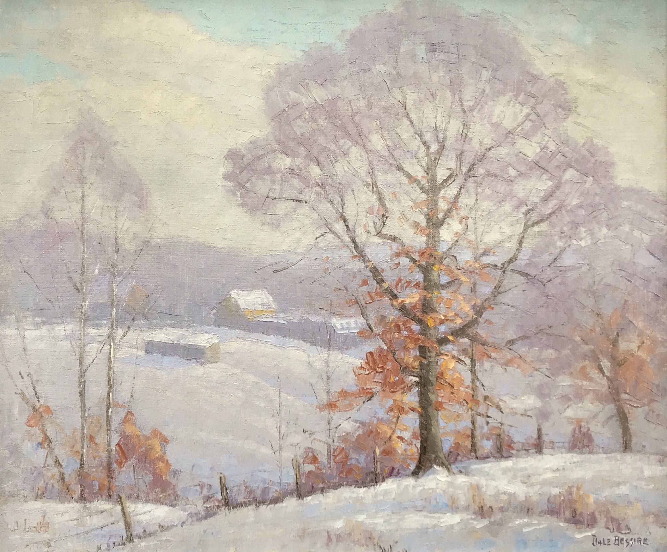 alt Winter Evening