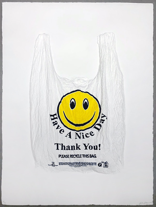 alt Have A Nice Day, Thank You! Plastic Bag