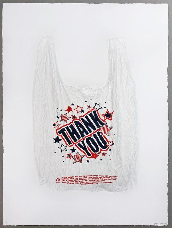 alt Thank You! Plastic Bag