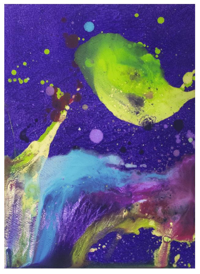 alt Deep Violet #15