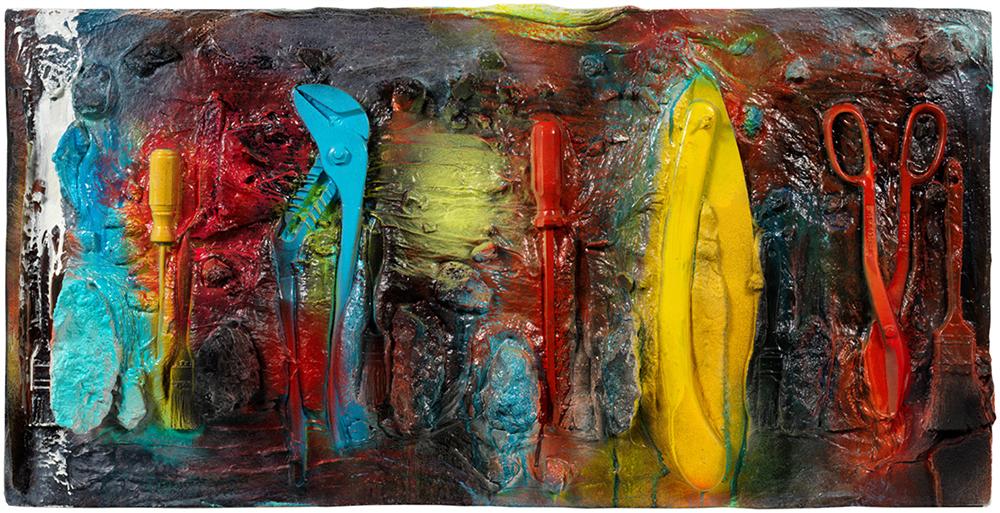 alt Twelve Colorful Tools (For Gene Summers)