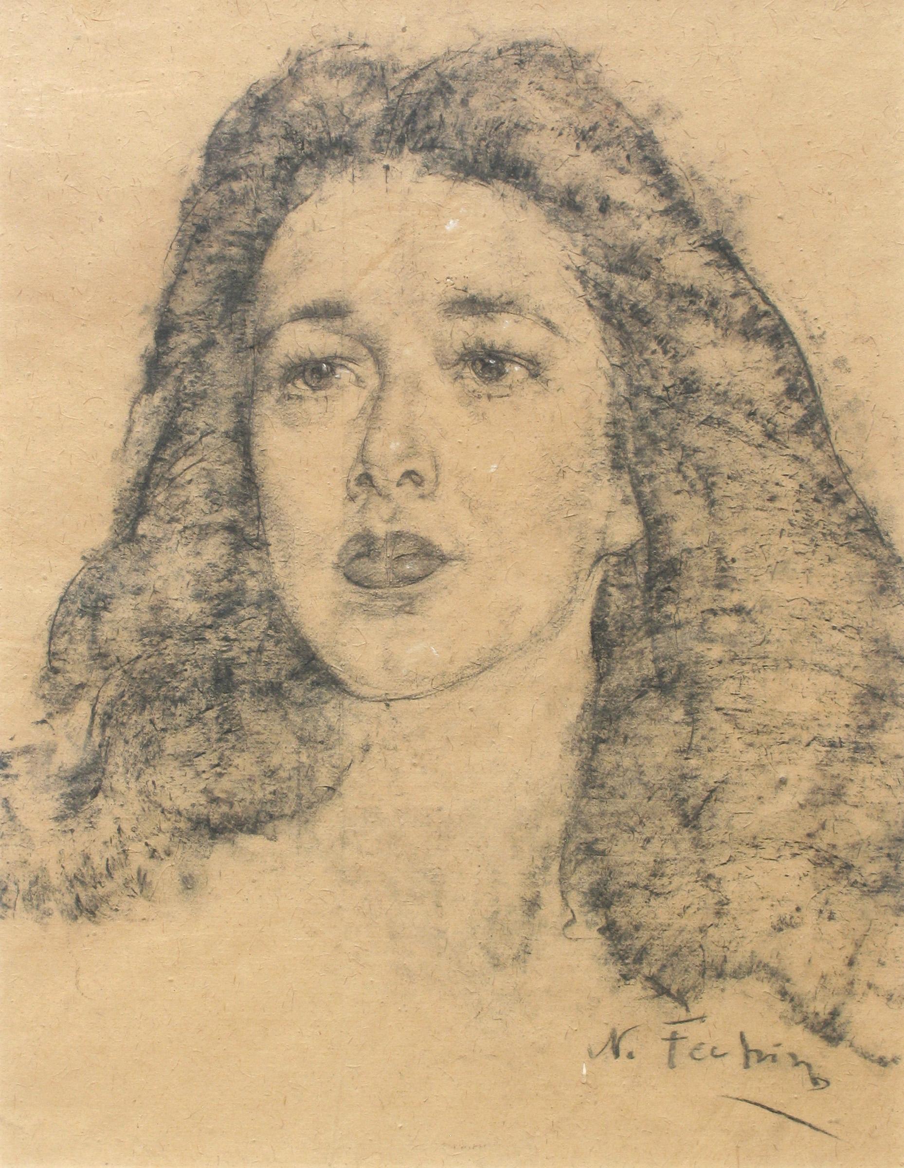 alt Untitled (Portrait of Virginia Caldwell)