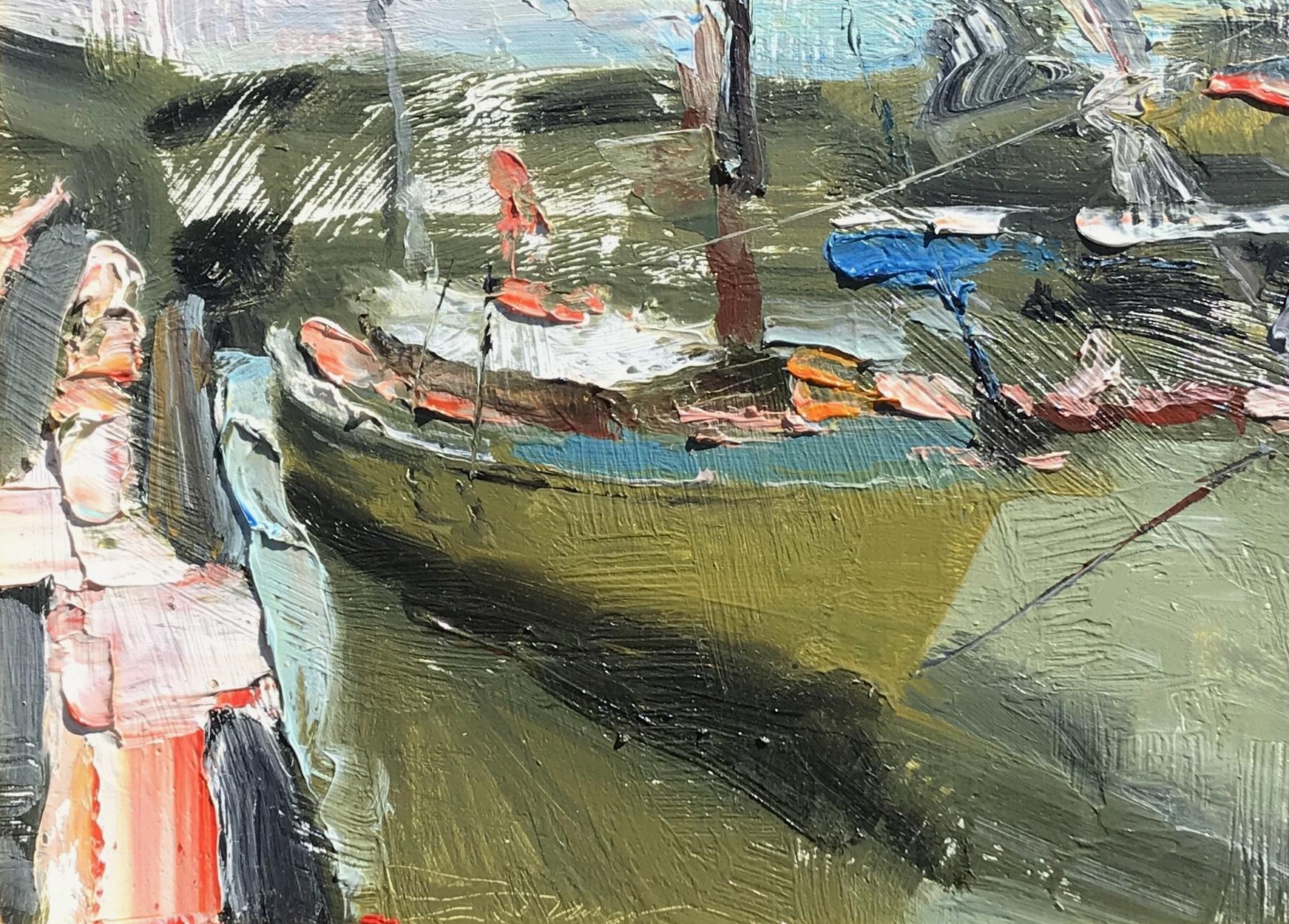 alt Boat at Tilghman Island