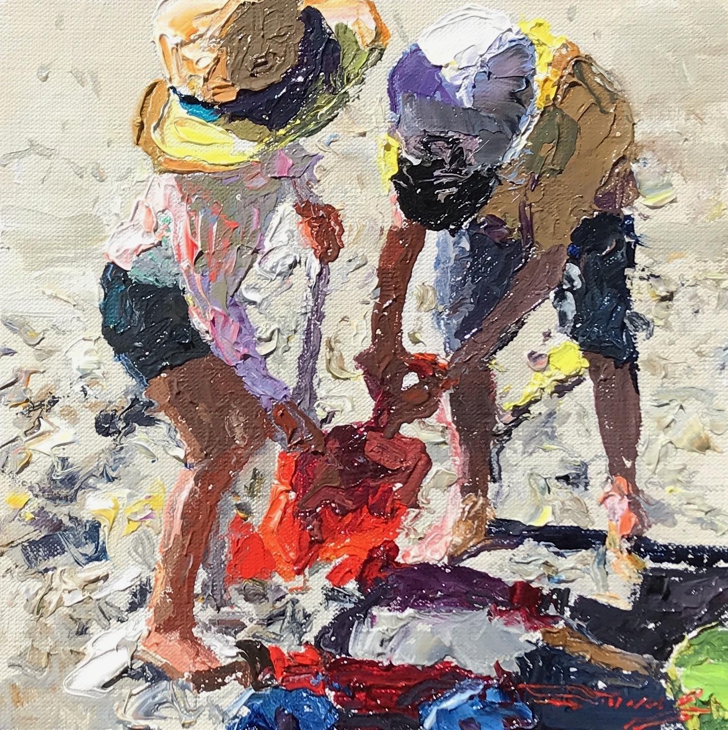 alt Children at the Beach #7