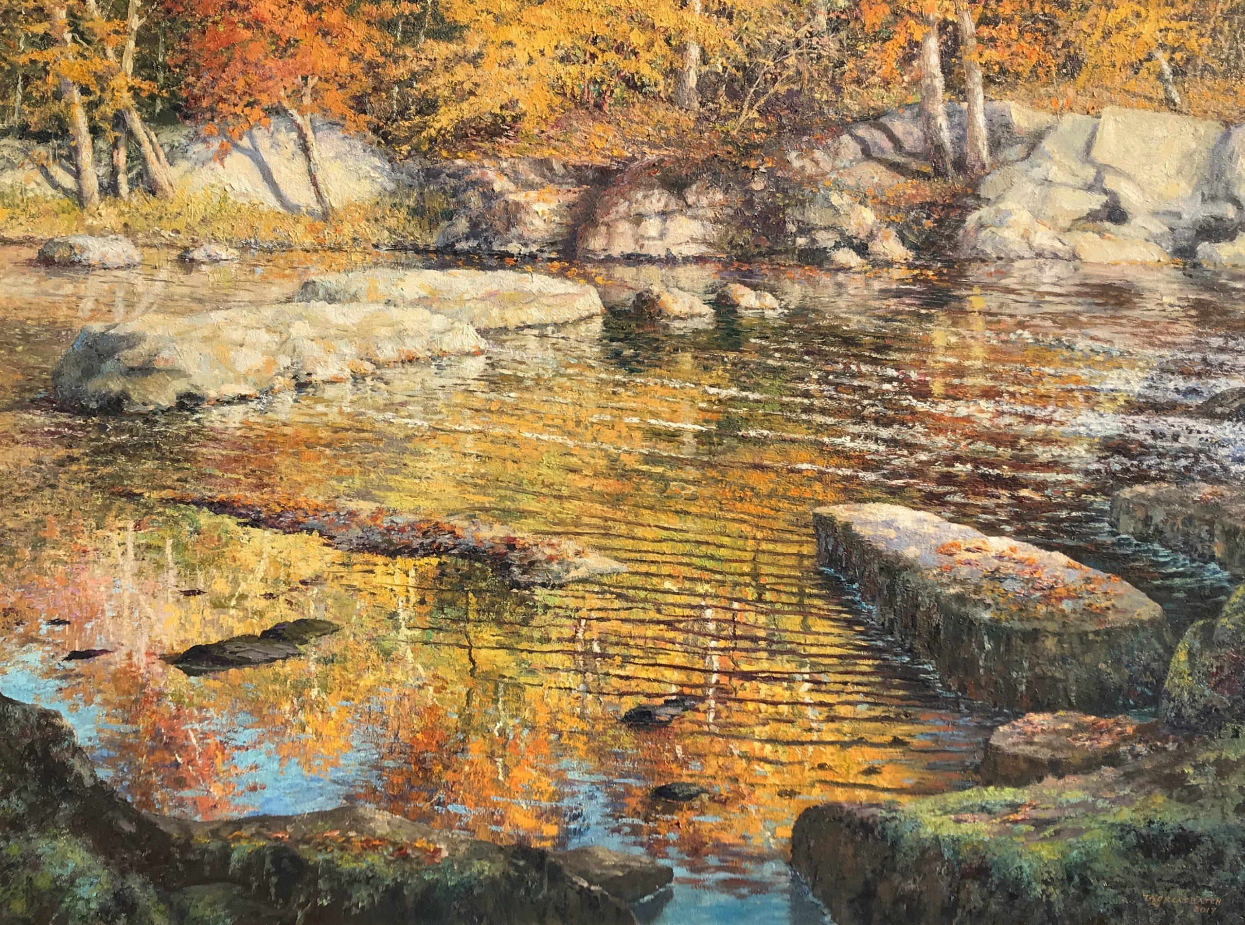 alt Autumn, Clifty Creek