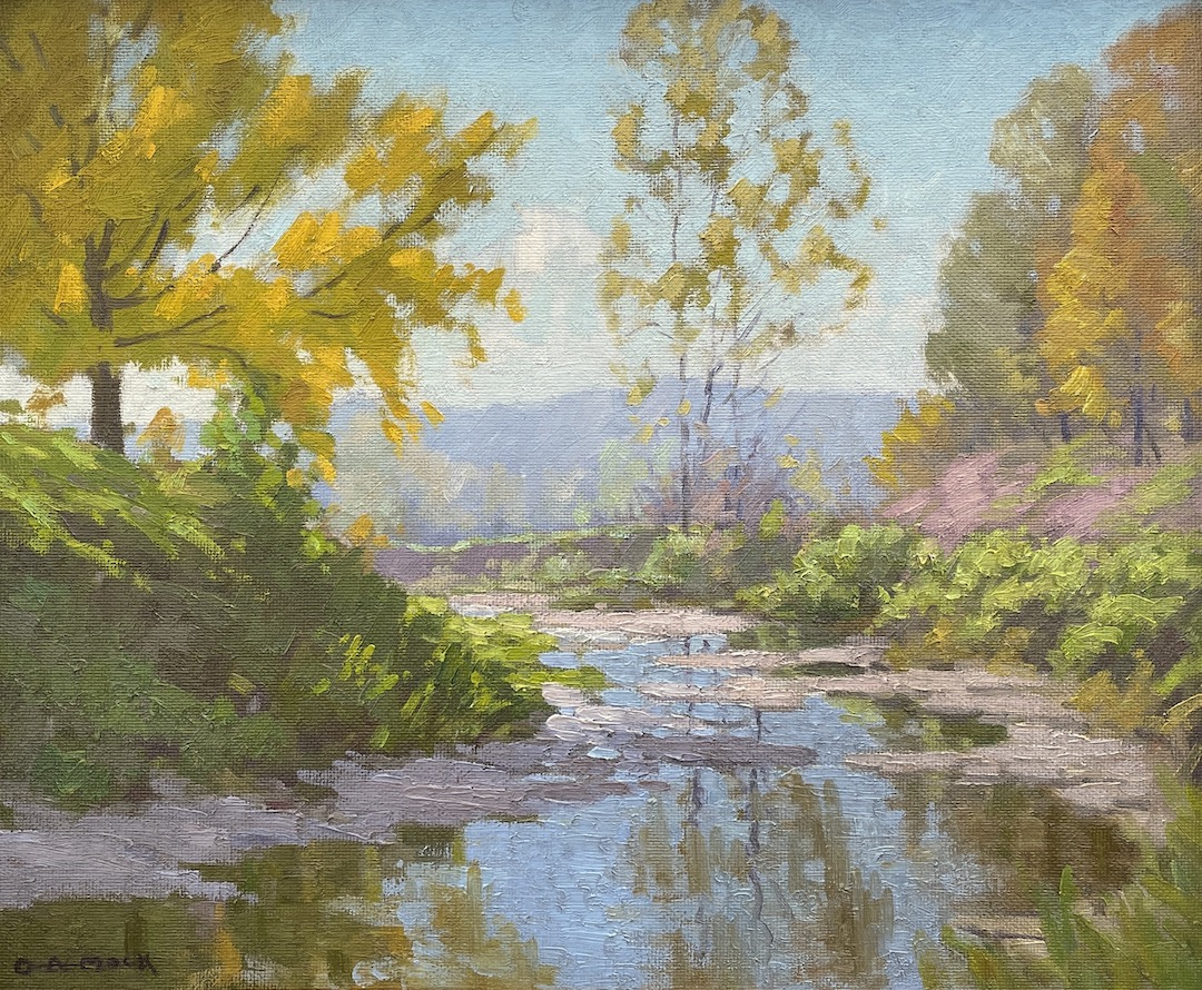 alt Brown County Creek (Greasy Creek)