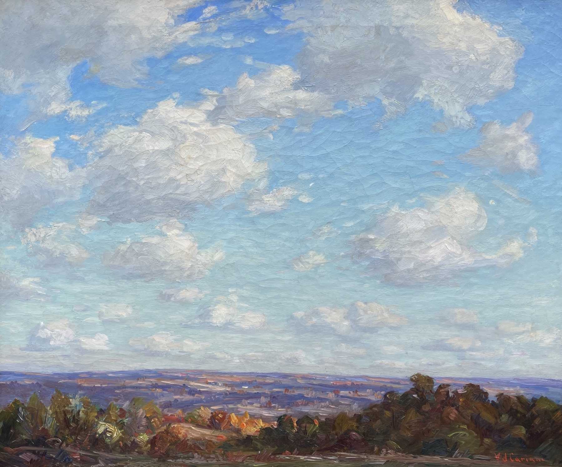 alt Clouds and Shadows, Bear Wallow
