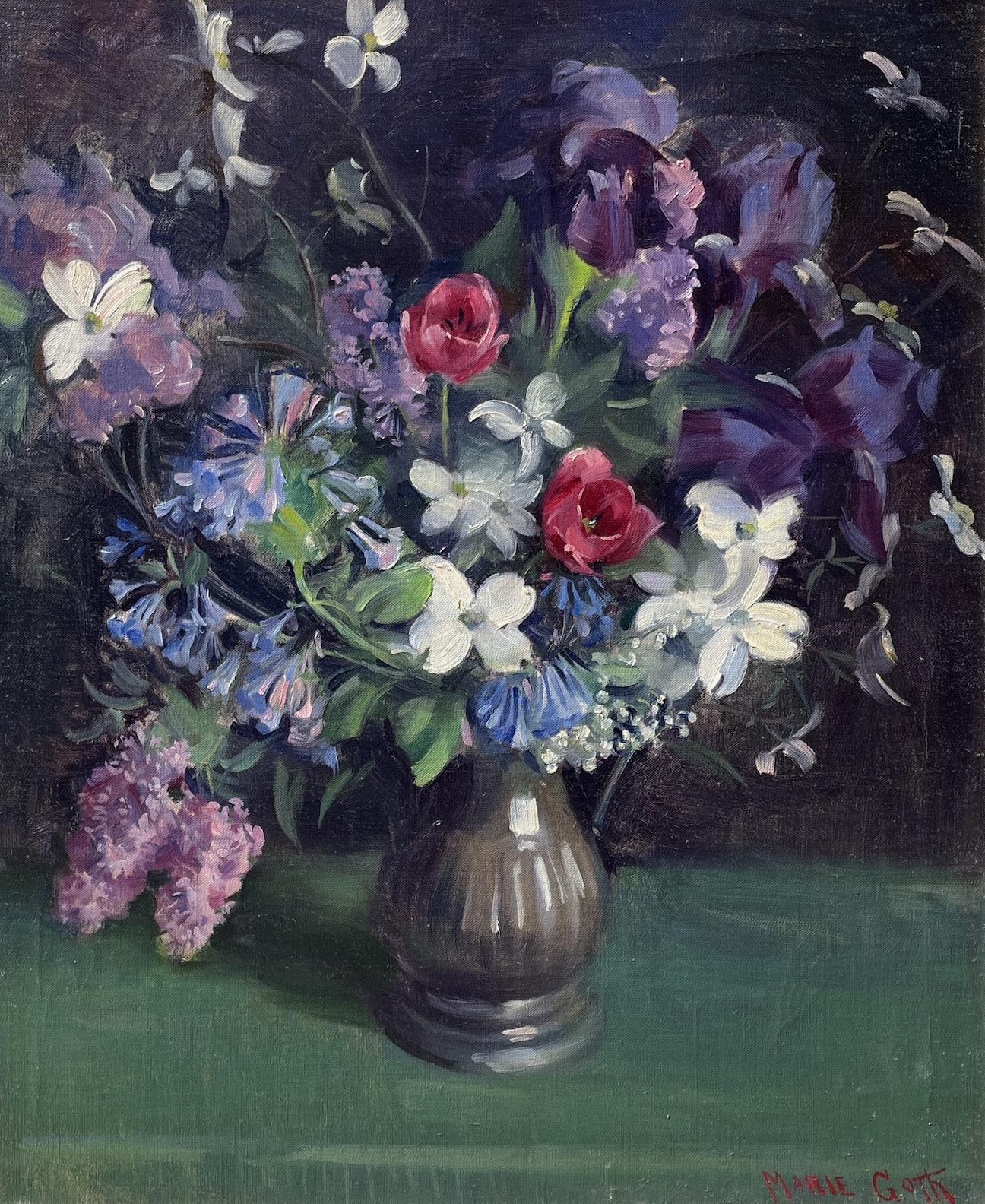 alt Floral Still Life
